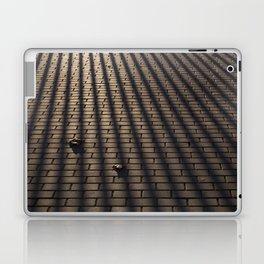 Behind bars Laptop & iPad Skin
