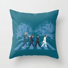 Adirondack Road Throw Pillow