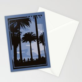 Palisades Palms Stationery Cards