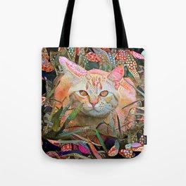 Alice's Cat Tote Bag