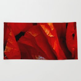 Perfect Imperfection Beach Towel