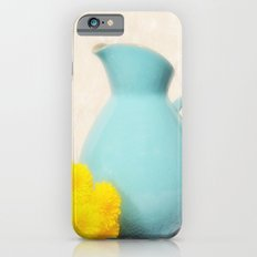 The Yellow Mums Slim Case iPhone 6s