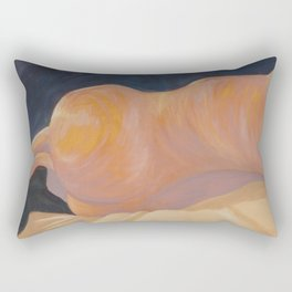 Body Abstraction 2 Rectangular Pillow