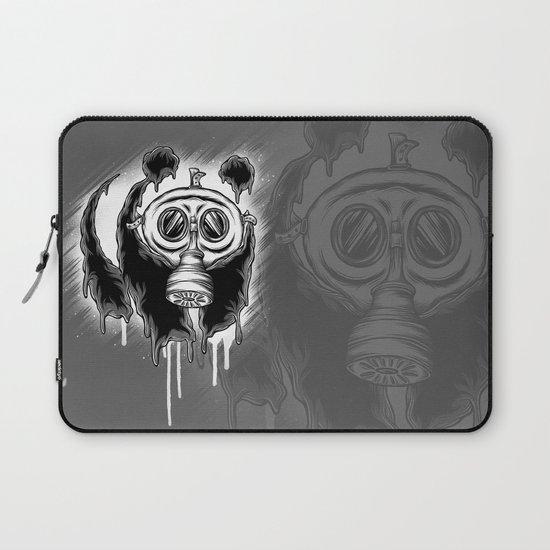 Choked Panda Laptop Sleeve