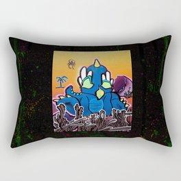 Born Ready Rectangular Pillow