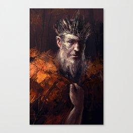 Erlking Canvas Print