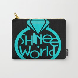 SHINee World I Logo Carry-All Pouch