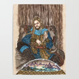 The Guardian of Bifrost Poster