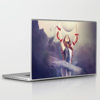 evolution Laptop & iPad Skins featuring Evolution by Kryseis Retouche