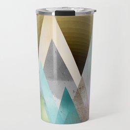 sunset peaks  Travel Mug