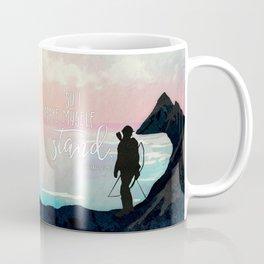 I Make Myself Stand - THG Coffee Mug