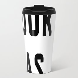 the book was better logo Travel Mug