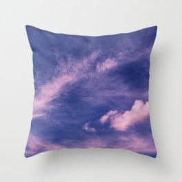 Cloud 13 Throw Pillow