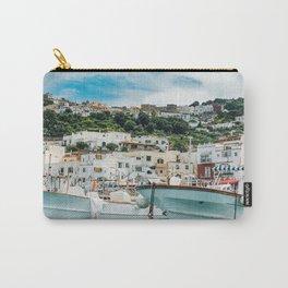 Capri Italy Fine Art Print Carry-All Pouch