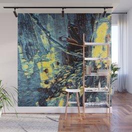 Tree Bark Abstract  # 12 Wall Mural