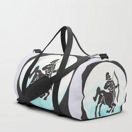 Sagittarius - Zodiac sign Duffle Bag