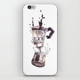 If all else fails, Coffee! iPhone Skin