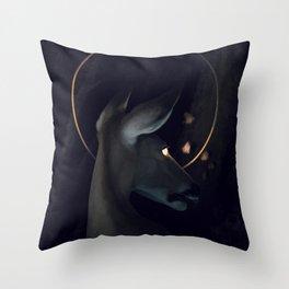 Searcher Throw Pillow