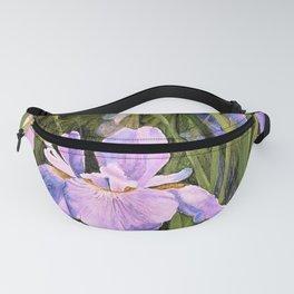 Wild Iris Fanny Pack