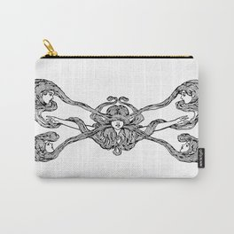Hair Ladies Carry-All Pouch