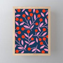 Cherry_Blossom_03 Framed Mini Art Print