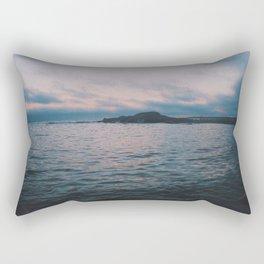 Sittin' On The Dock Of The Bay Rectangular Pillow