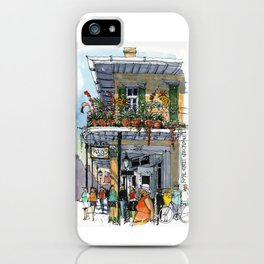 Royal Street New Orleans iPhone Case