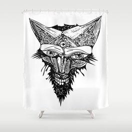 Dreamlord I Shower Curtain