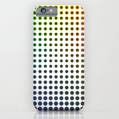 Colour Spots iPhone 6s Slim Case