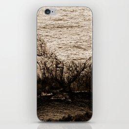 Just one kiss. iPhone Skin