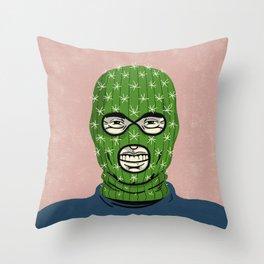Cactus Jack Throw Pillow