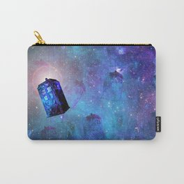 Travel Through Time Carry-All Pouch