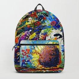 Sunshine and Splendour Backpack