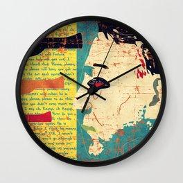 The Dutchman Wall Clock