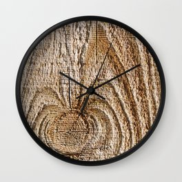 Feeling Knotty Wall Clock