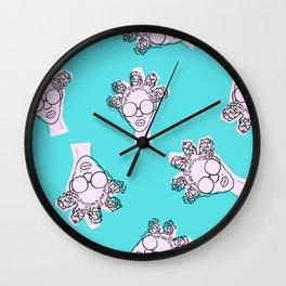 N'Dey II Wall Clock