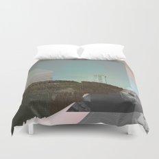 atmosphere 8 · Taiga Duvet Cover