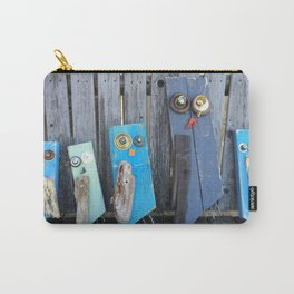 Owl Gathering Carry-All Pouch