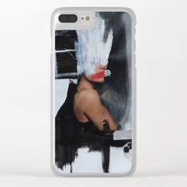 this is not disneyland Clear iPhone Case