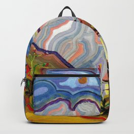 Earth Changes 1985 Backpack