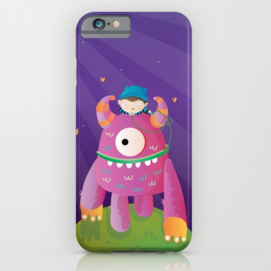 Monster pet iPhone & iPod Case