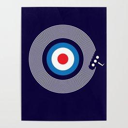 Modernist Kind Of People Poster