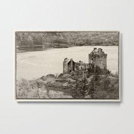 Eilean Donan Castle, Scotland. Metal Print