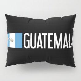 Guatemalan Flag & Guatemala Pillow Sham