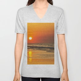 Good Morning Sunshine Unisex V-Neck