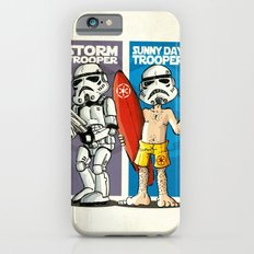 Storm and Sunny Day Trooper Slim Case iPhone 6s