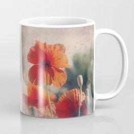 Red Poppies, Flowers Coffee Mug