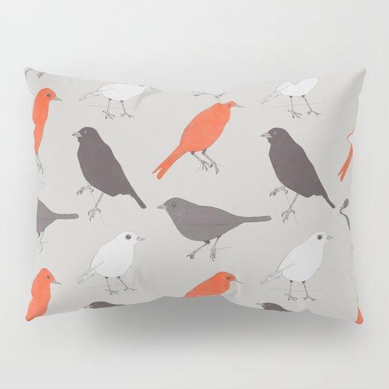 Little Birds Pillow Sham