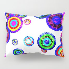 Moving Targets Pillow Sham