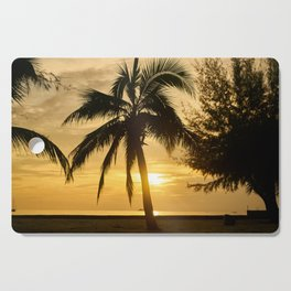 Silhouette Cutting Board